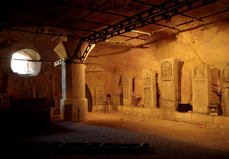 Underground & Dungeons of Belgrade Fortress